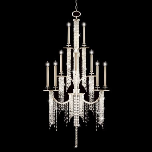 Cascades No. 749640 Chandelier by Fine Art Lamps contemporary-chandeliers