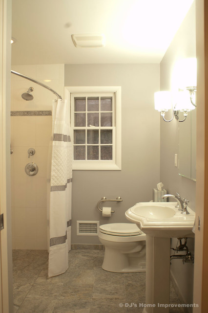 Universal Design Bath Remodel