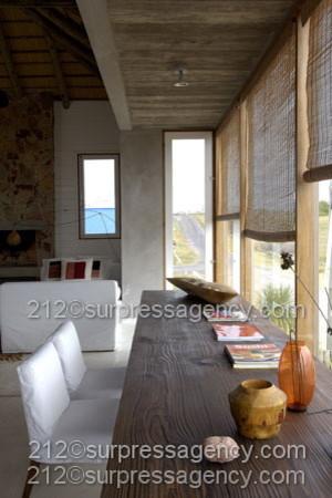 Beach House COSAS DEL MAR contemporary-home-office