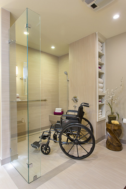 Accessible barrier free aging in place universal design for Accessible home design