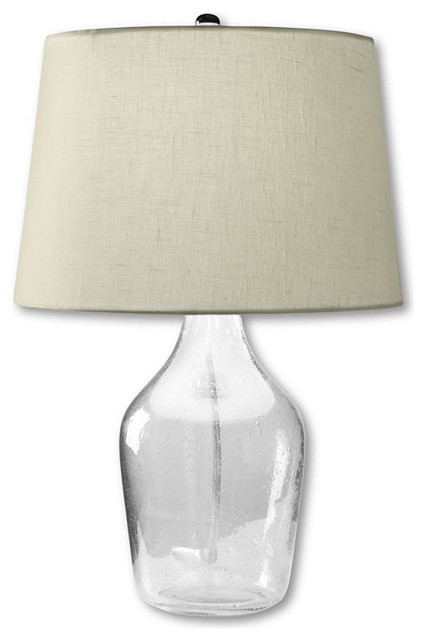 Ellison Plum Jar Lamp traditional table lamps