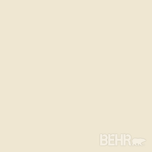 Behr paint color informal ivory 330e 1 modern paint for Where is behr paint sold