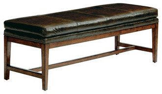 Bernhardt Montego Bench traditional bedroom benches