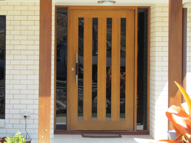 Current Door Designs - modern - front doors - by The Door Keeper