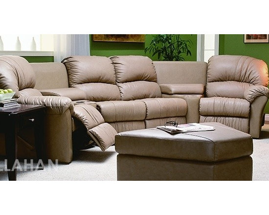 Palliser Callahan Home Theater Sofa Sectional -