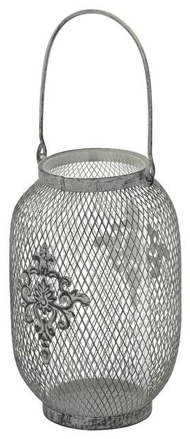 Bordeaux Lantern contemporary-candleholders