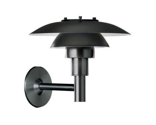 Poul Henningsen: PH 3/2 Wall Lamp