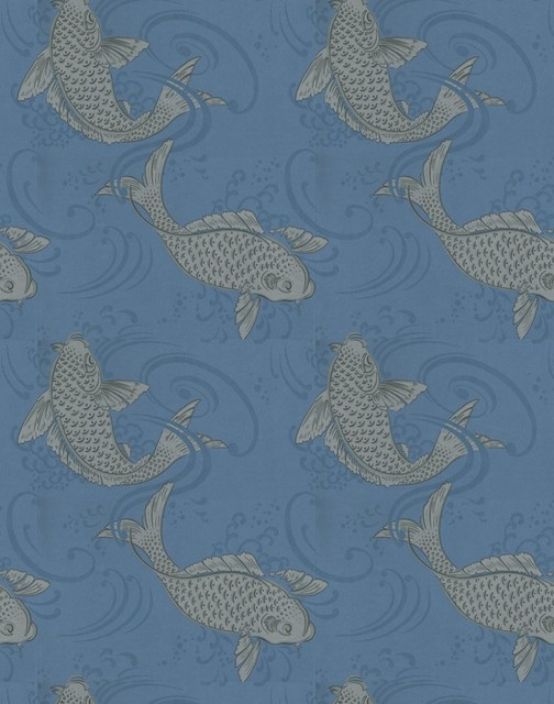 Derwent Wallpaper by Osborne and Little asian wallpaper
