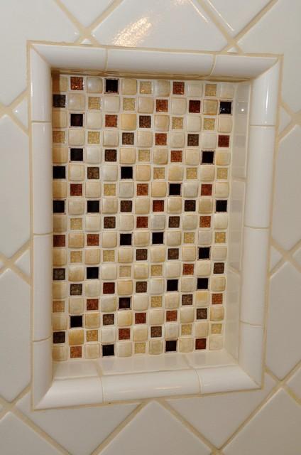 Bathroom remodels by Kitchens Etc. mediterranean-bath-products