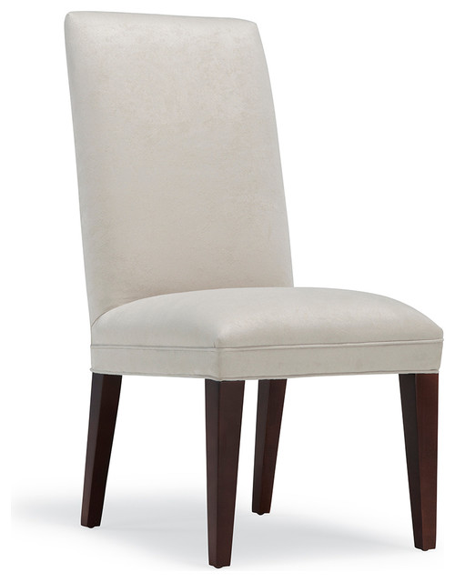 Sorrell Side Chair Transitional Living Room Chairs By Mitchell Gold B