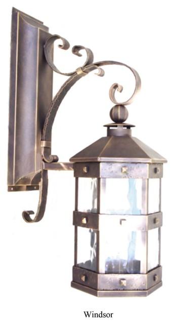 Iron Lanterns lighting