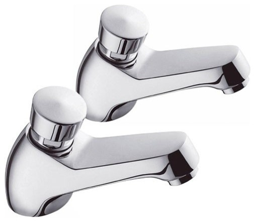 Basin Taps traditional-bathroom-faucets-and-showerheads