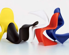 Verner Panton Chairs living-room-chairs
