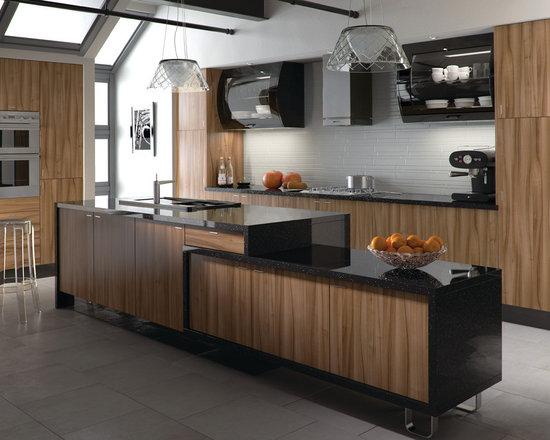 Tiepolo Light Walnut Kitchens -