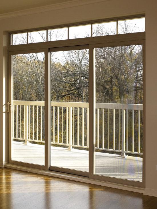 Interior Shots for Window Installs - Sliding Doors too! Milgard Product Catalog