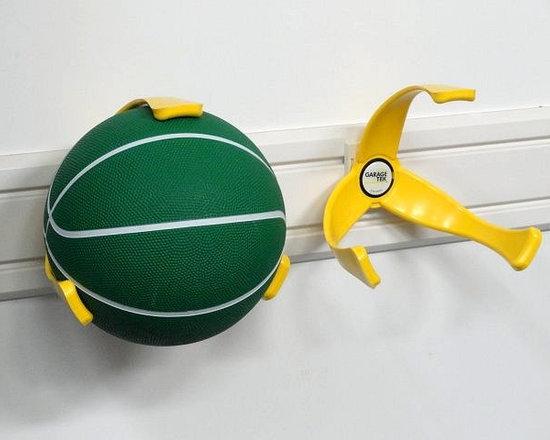 Large Ball Holder - www.garagetek.co.uk