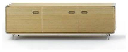 Artifort Extens 22-In. Three-Door Cabinets modern-storage-cabinets