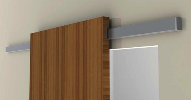 Diva Air Sliding System For Wood Door Modern Home