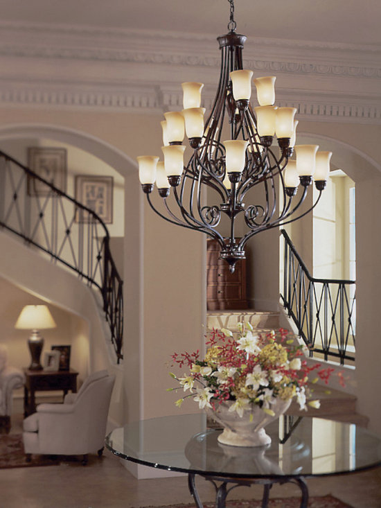 Maxim Lighting - chandelier - Maxim Lighting Fixture from the Bolero Collection