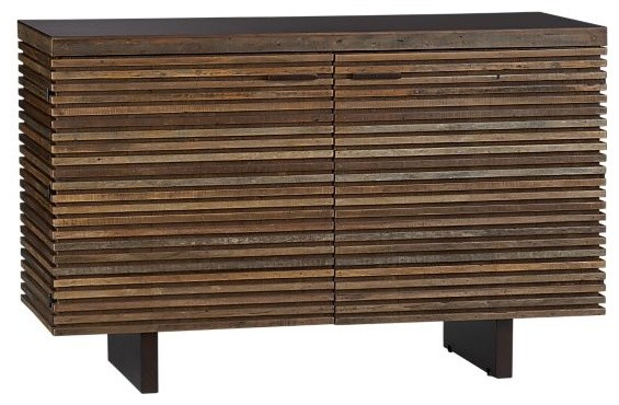 Paloma Small Sideboard | Crate&Barrel contemporary-buffets-and-sideboards