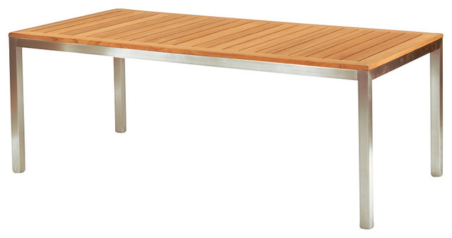 Tiburon Rectangular Dining Table By Kingsley Bate  : modern outdoor tables from houzz.com size 640 x 338 jpeg 28kB