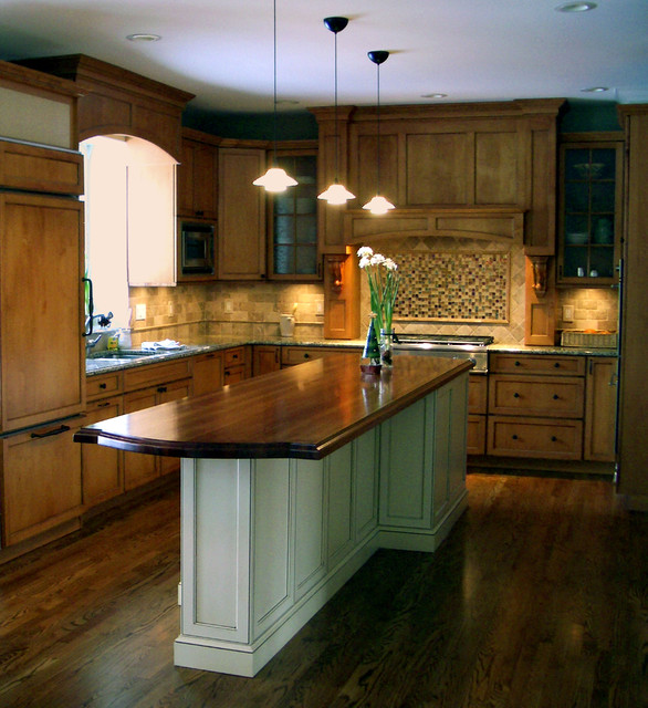 Earthy Kitchen Traditional Other Metro By Millennium