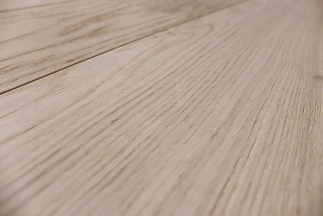 Pale Oak flooring, supplied prefinished hardwood-flooring
