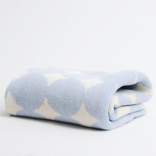 Dot Baby Throw modern-kids-bedding