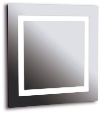 Bathroom Vanity Mirror on Vanity Mirror   90832   28w In    Contemporary   Makeup Mirrors   By