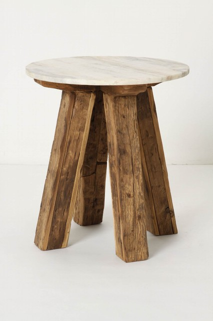 Rustic Side Tables And Accent Tables by Anthropologie