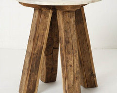 Genova Side Table rustic-side-tables-and-end-tables