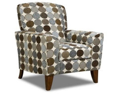 Chelsea Home Delaware Accent Chair - Spectator Spa modern dining chairs and benches
