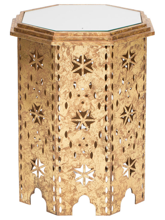 High Fashion Home Product 2 - Shown in:Gold