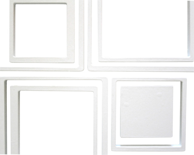 Wallter Squares Large Wall Applications midcentury-wall-decals