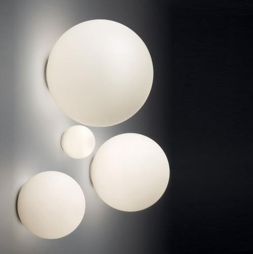 Dioscuri Wall Ceiling Lamp by Artemide modern