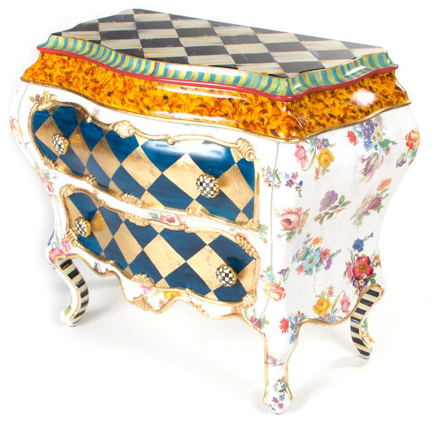 Pierrot Bombay : MacKenzie-Childs - Eclectic - Dressers - other metro - by MacKenzie-Childs