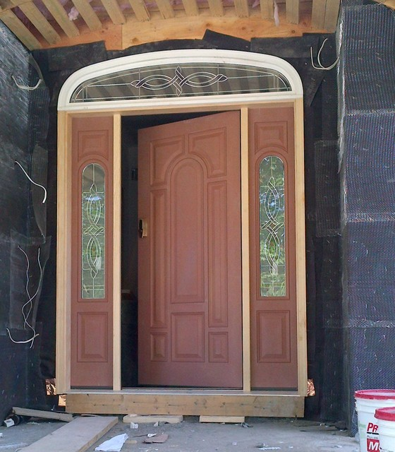 Custom doors therma tru custom doors for Therma tru front door
