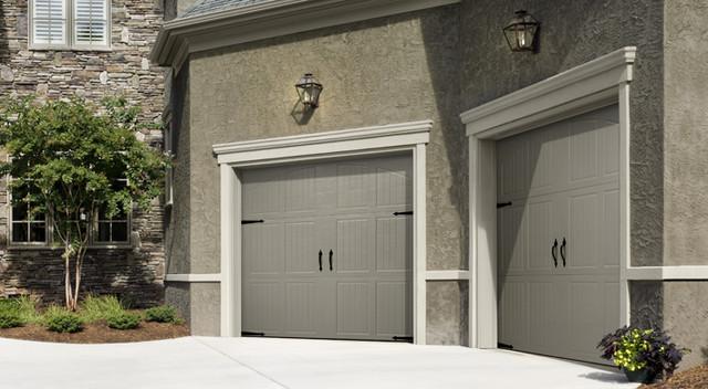 Steel carriage house garage doors traditional garage doors and openers