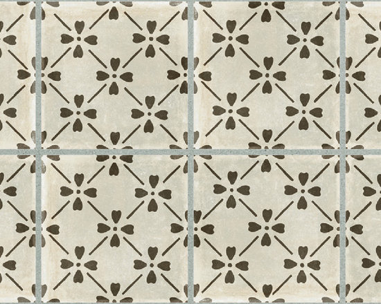 COTTO BLOOM DECO 12X24 - The Palazzo collection provides a multi-faceted dynamic of old world charm and modern beauty with three beautiful colors and four unique decorative designs. Trim options and mosaics also available.