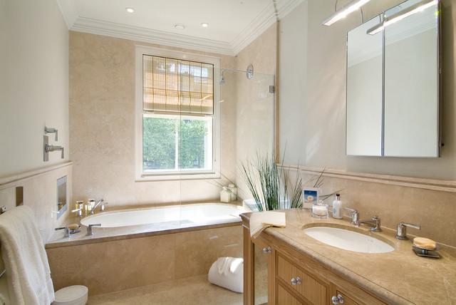 Fabulous Interior Designs, LLC traditional-bathroom
