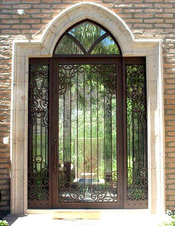 Transom Doors front-doors