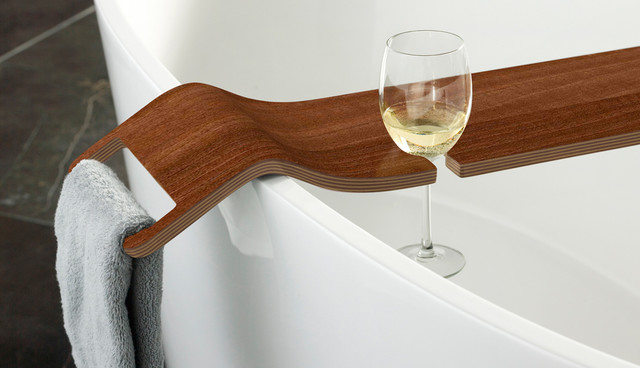 Victoria amp Albert Trombolo Shelf Modern Bathroom Accessories Montreal By Montreal Les Bains