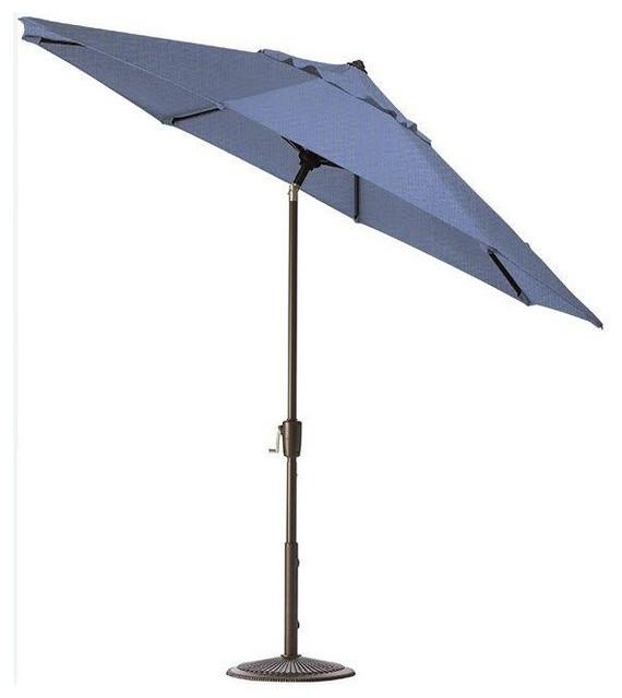 Patio Umbrella Tilt Outdoor Furniture Design And Ideas