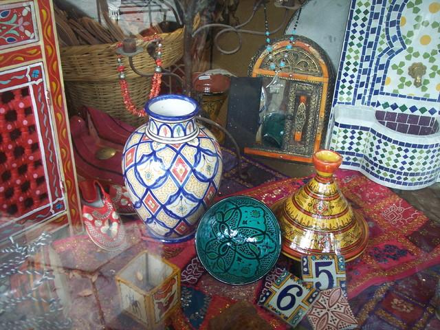 Moroccan Decor mediterranean-vases