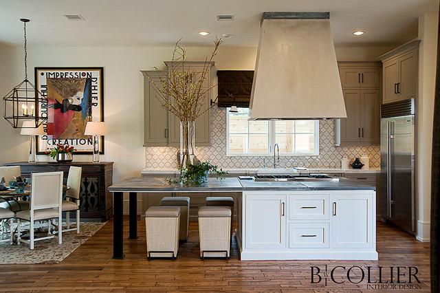 Portfolio houston interior design - Kitchen design houston ...