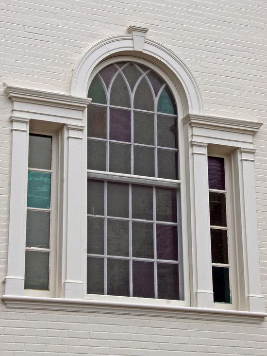 window surround -