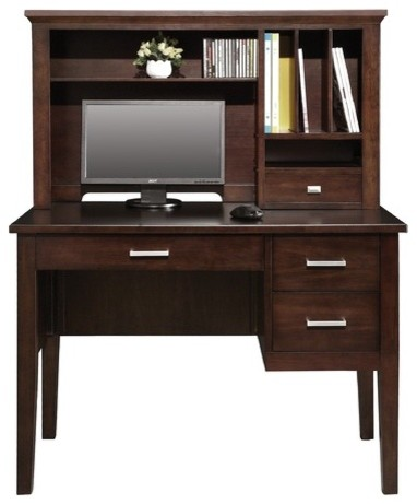 Sauder French Mills Office Computer Desk With Hutch Bed