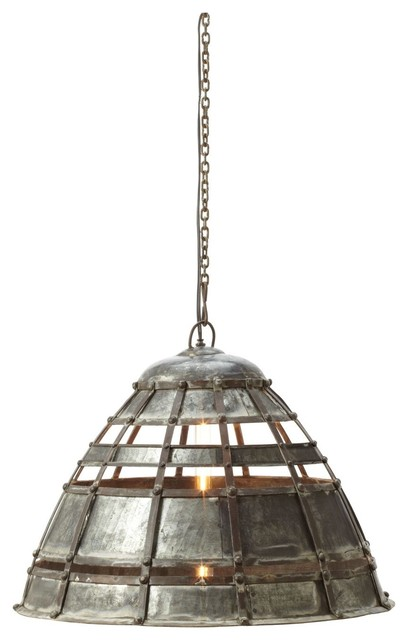 Lazy Susan LZS-135004 Colossal Fortress Pendant Lamp contemporary-pendant-lighting