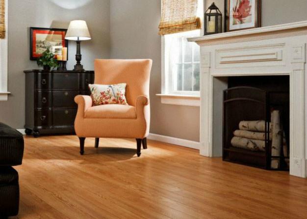 Ashford select red oak laminate by dream home nirvana for Dream home laminate flooring
