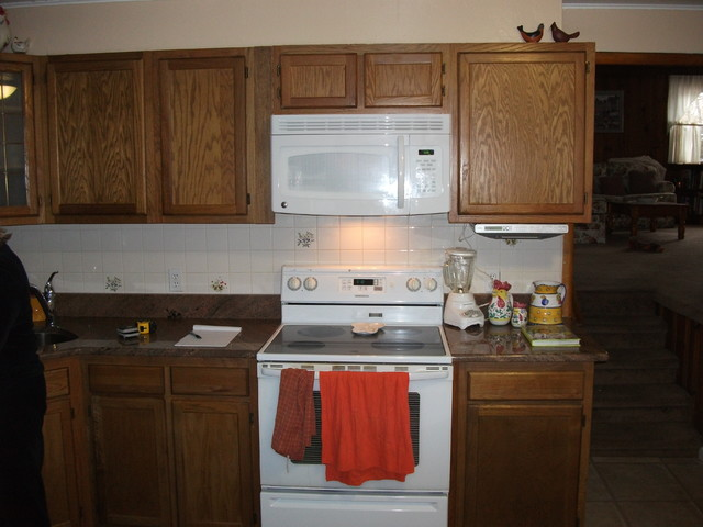 Medford Kitchen Reface traditional